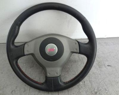 Jdm Subaru Wrx Sti Version 8 2004-2005 Steering Wheel Gda Gdb Oem Sti Ej20 #c14