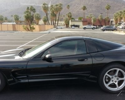 2000 Chevrolet Corvette Coupe Millennial