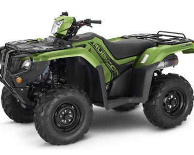 2021 Honda FourTrax Foreman Rubicon 4x4 EPS ATV Utility Asheville, NC