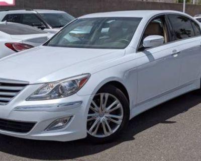 2014 Hyundai Genesis 3.8