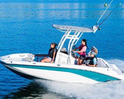 2021 Yamaha Boats 195 FSH Deluxe