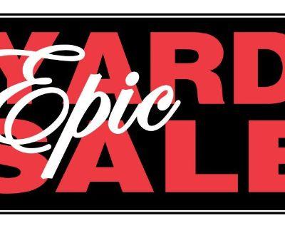 Epic Yard Sale