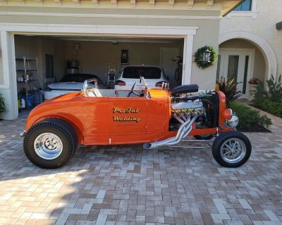 1931 Ford Model A Brookfield Roadster Coup