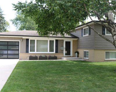 Suburban Mid-century Modern with Unique Features, MT PROSPECT, IL