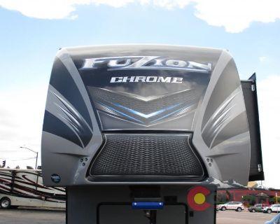 2016 Keystone Rv Fuzion 414 Chrome