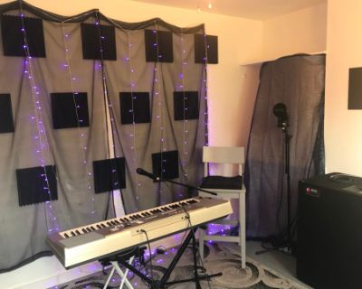 Affordable and Stylish Music Recording and Rehearsal Studio , Los Angeles, CA