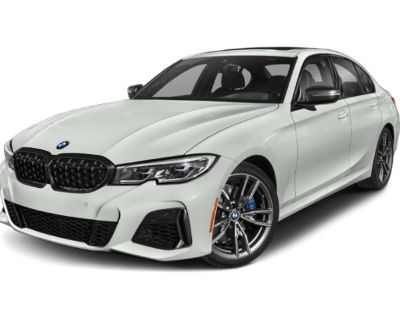 New 2021 BMW 3 Series M340i RWD Sedan