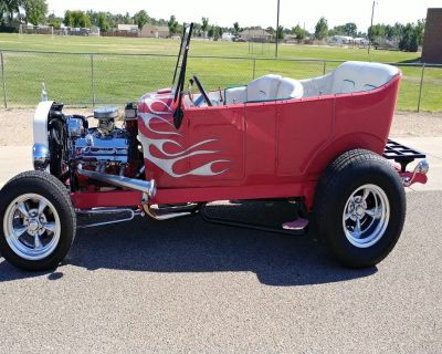 1927 Ford Hot Rod Tubby