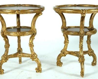 Estate Furniture & Art Auction
