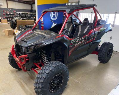 2021 Kawasaki Teryx KRX 1000 eS Utility Sport Oklahoma City, OK