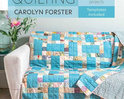 NEW - Big Stitch Quilting Book: aka Utility Quilting - expert quilter, master teacher and best-selling author