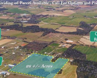 26 Acres Fairhope Land For Sale