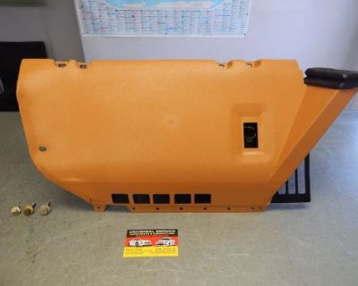 560sl 450sl 380sl 280sl 350sl 500sl Lower Leg Dash Kick Panels Cover Air Duct