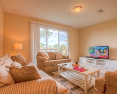 Private, light and breezy vacation relaxation await in this 3-story townhome. - Orlando