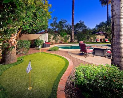 Prime Location, Heated Pool, Game Room, Putting Green, BBQ, Fire Pit, Concierge! - Paradise Valley Village