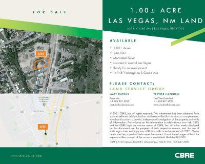 1 Acre in Las Vegas, NM