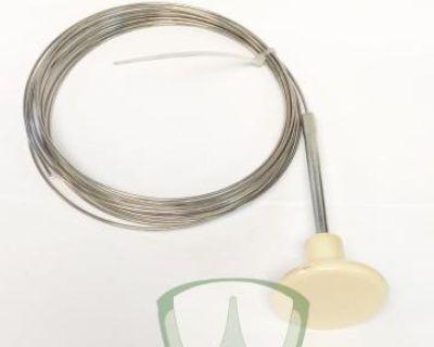 Split Hood Release Cable Bakelite NEW VERSION!