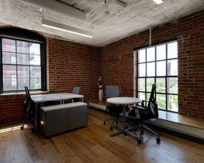 """Private office for 1-2 people ALL INCLUSIVE at """"2301 Blake Street Denver United States"""""""