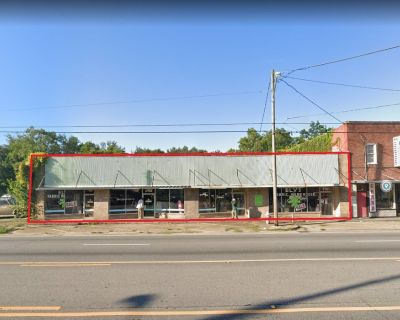 Retail Space/Redevelopment Opportunity