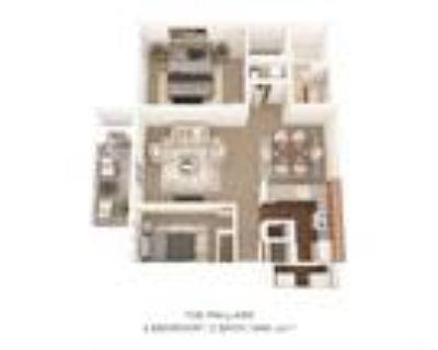 Hidden Lakes Apartment Homes - 2 Bedroom 1 Bath