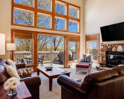 Mountain View Home with High-Speed WiFi, Wood Fireplace, and Shared Tennis Court - Camelback Mountain Resort