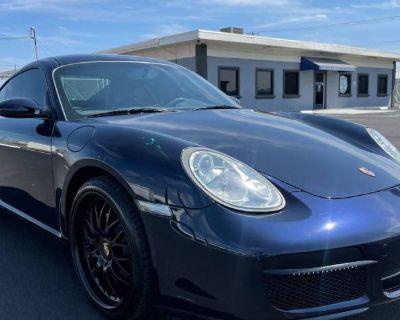 2008 Porsche Cayman Standard
