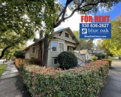 597 E 4th St #B, Chico, CA 95928 3 Bedroom Apartment