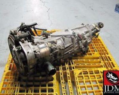 My05 Subaru Legacy 2.0gt Turbo Manual Awd Transmission Jdm Ej20y 4.11 Ty757vbbab