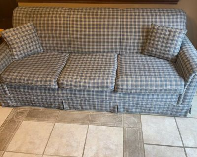 Sofa with Reclining bed