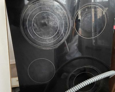 30 Electric KitchenAid Cooktop