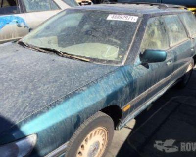 1994 Subaru Legacy Wagon