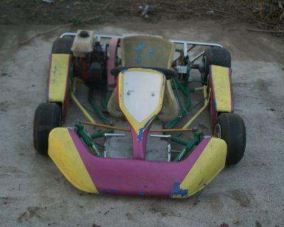 Kids Go Kart Comer 50cc Racing