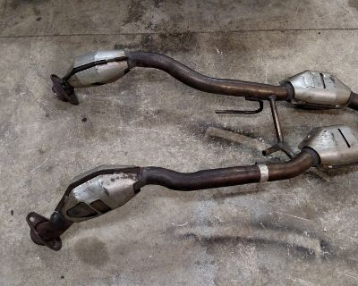 87-93 Mustang GT, LX OEM H-Pipe