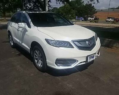 2018 Acura RDX Technology & AcuraWatch Plus Packages w/AcuraWatch Plus Pkg