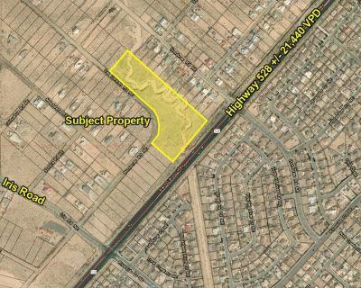Vacant Land - HWY 528 near Iris Road