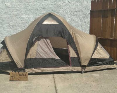 Northpoint Adventures 4 Person Tent