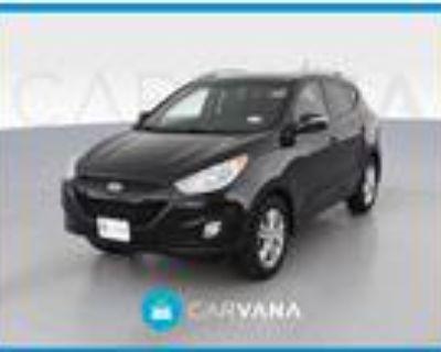 2013 Hyundai Tucson Black, 80K miles