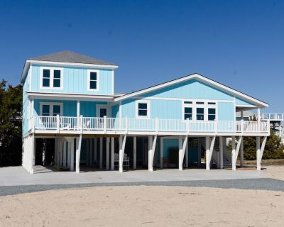 Exquisite family home on the northern end of Wrightsville Beach - Shell Island