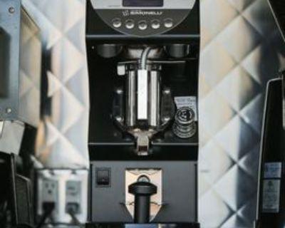 Premium Coffee Truck - Dodge / Sprinter/diesel 2500 / 2009