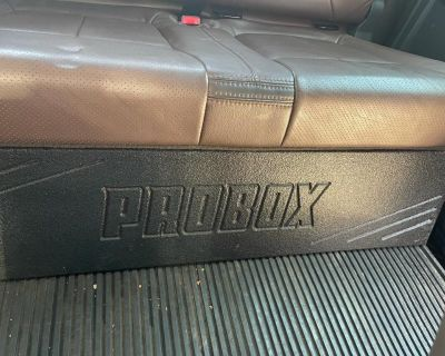 FS: ProBox for 2009 and up F-150 Supercrew