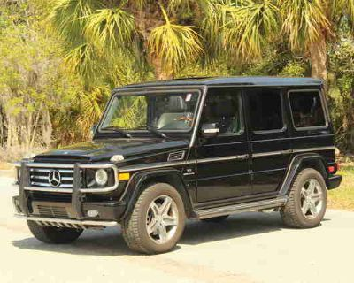 Used 2011 Mercedes-Benz G 55 4MATIC 4dr