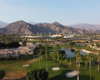 Palm Royale Country Club Golf Course Condo in La Quinta 2 Br, 2 Ba, Ground Level - Indian Wells