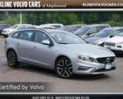 2018 Volvo V60 Gray, 22K miles