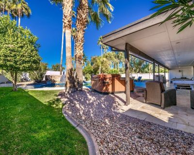 NEW LISTING! Spacious Floorplan with Separate Guest Quarters for More Privacy - Pool & Hot Tub! - Rancho Saguaro