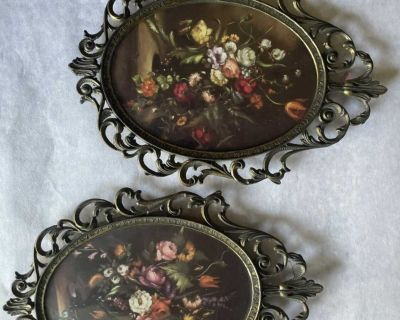 Vintage wall hanging - Made in Italy
