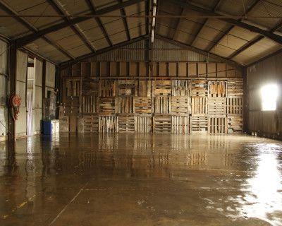 Multi Look Warehouse interior/exterior, Los Angeles, CA