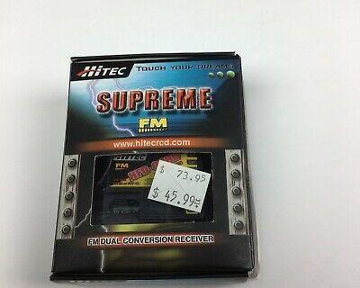 """nib-HFD-08RD 8ch FM 40Mhz """"Supreme"""" receiver"""