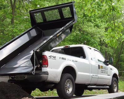 "2021 EZ-Dumper ""The Original"" EZ-Dumper Insert 8' Dump Trucks Newfield, NJ"