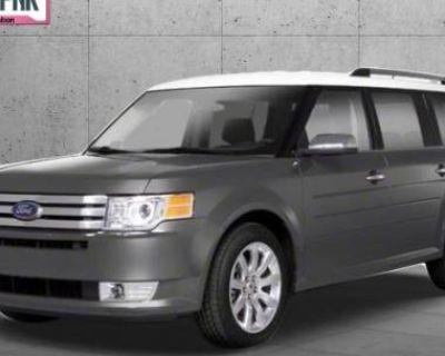 2011 Ford Flex Titanium EcoBoost
