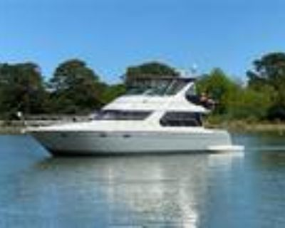 Carver Yachts Voyager 460